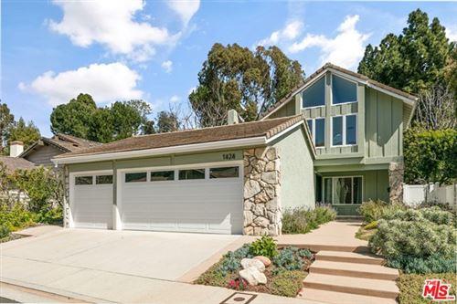 Photo of 1424 Avenida De Cortez, Pacific Palisades, CA 90272 (MLS # 21706060)