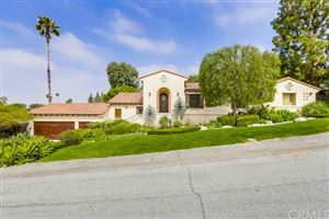 Photo of 1245 Meadowland Drive, La Habra Heights, CA 90631 (MLS # PW19183060)