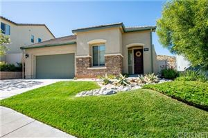 Photo of 26893 Cherry Willow Drive, Canyon Country, CA 91387 (MLS # SR19234061)