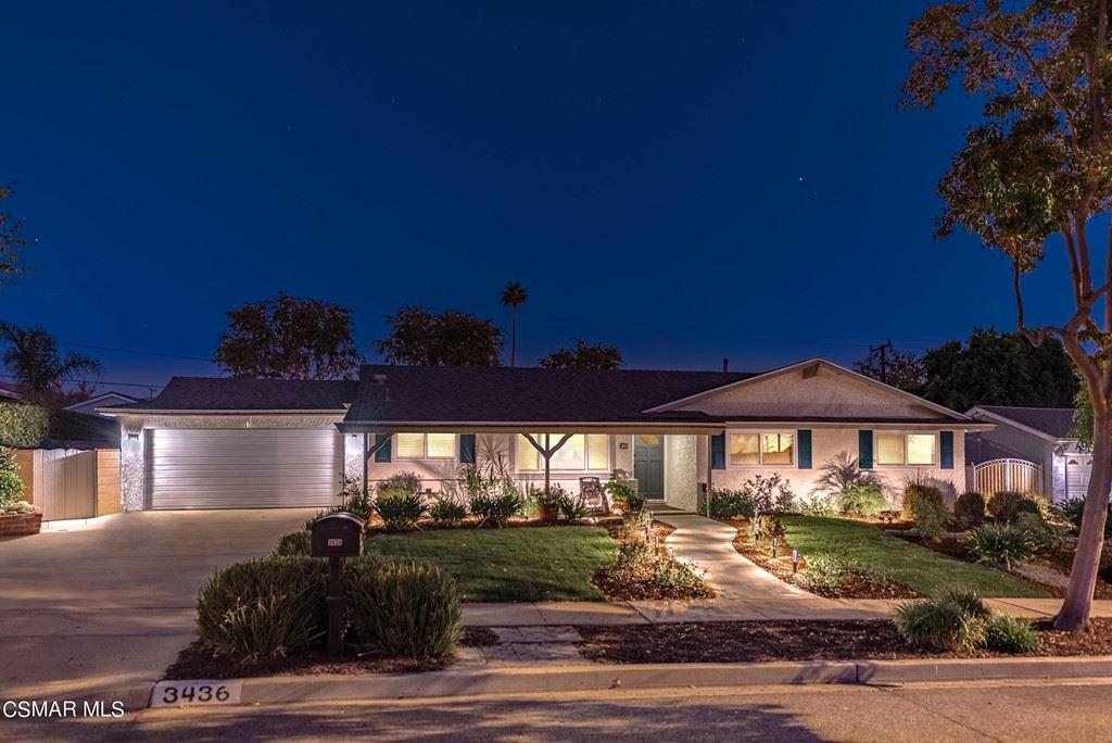 3436 Amarillo Avenue, Simi Valley, CA 93063 - MLS#: 221005061