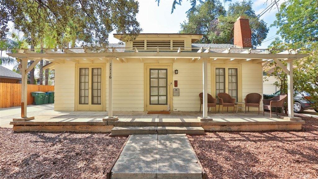 1116 E Claremont Street, Pasadena, CA 91104 - #: PW21183061