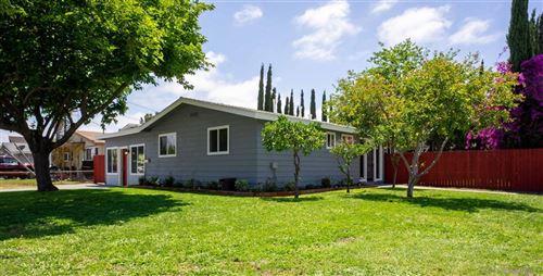 Photo of 2234 Morose St, Lemon Grove, CA 91945 (MLS # 210013062)