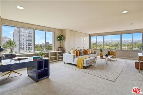 Photo of 865 Comstock Avenue #10D, Los Angeles, CA 90024 (MLS # 21764062)