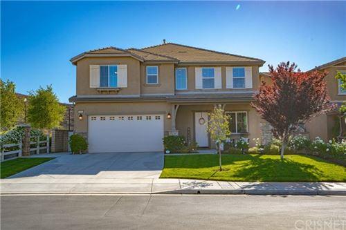 Photo of 29093 N West Hills Drive, Valencia, CA 91354 (MLS # SR21095062)