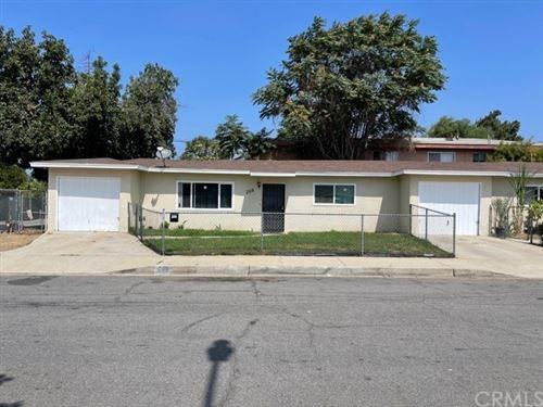 Photo of 205 W 12th Street, Pomona, CA 91766 (MLS # DW21169063)