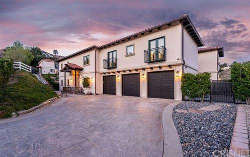Photo of 60 Hackamore Lane, Bell Canyon, CA 91307 (MLS # SR21065063)