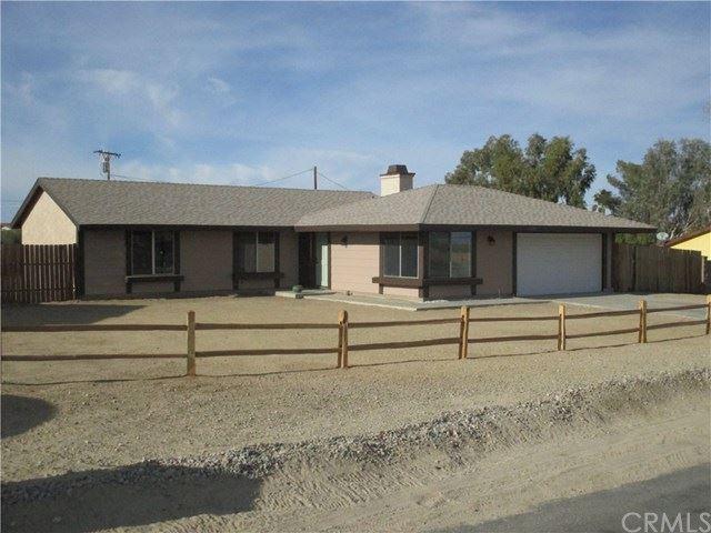 4694 Hooktree Road, Twentynine Palms, CA 92277 - MLS#: JT21007063
