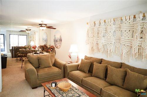 Photo of 675 N Los Felices Circle #J111, Palm Springs, CA 92262 (MLS # 21795064)