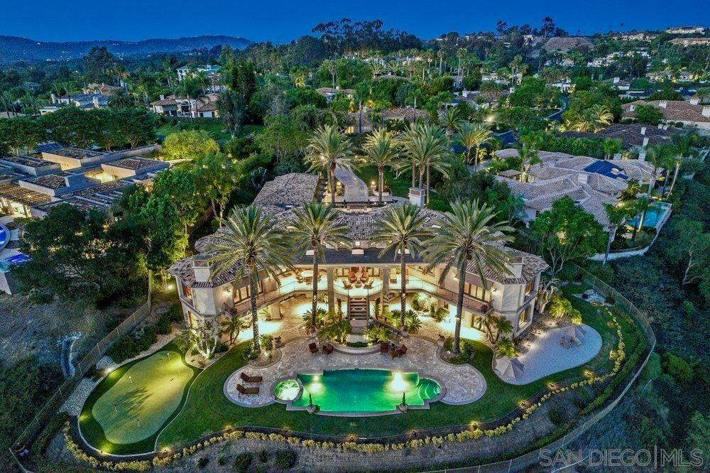 7756 Saint Andrews Road, Rancho Santa Fe, CA 92067 - MLS#: 210025064