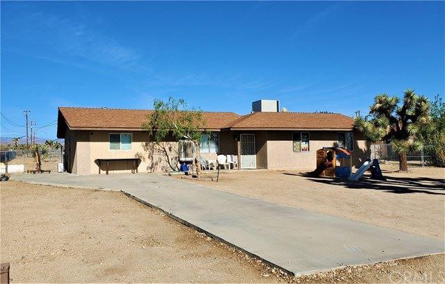 4744 Indio Avenue, Yucca Valley, CA 92284 - MLS#: JT21095064