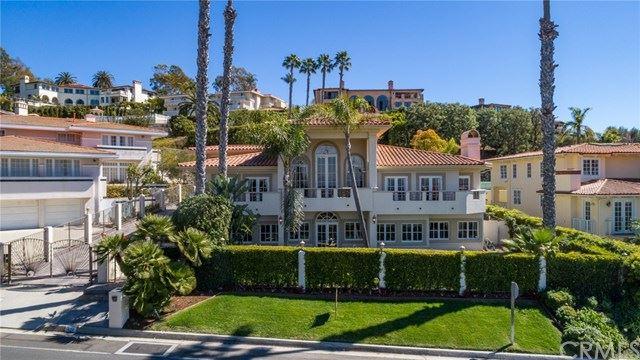1420 Via Fernandez, Palos Verdes Estates, CA 90274 - MLS#: PV21044064