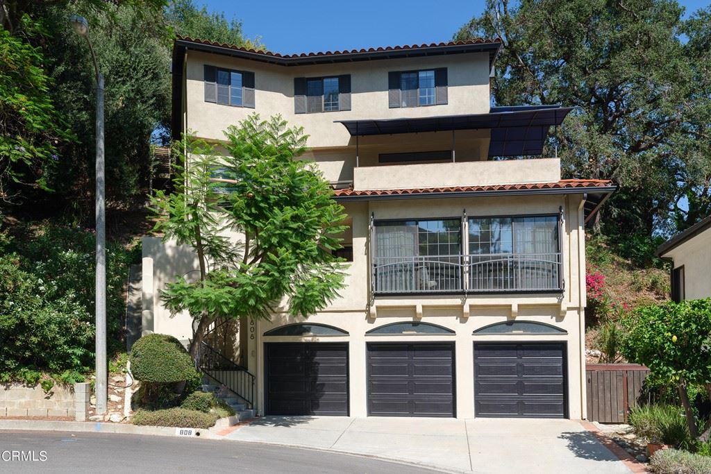 808 Bank Street, South Pasadena, CA 91030 - MLS#: P1-6065