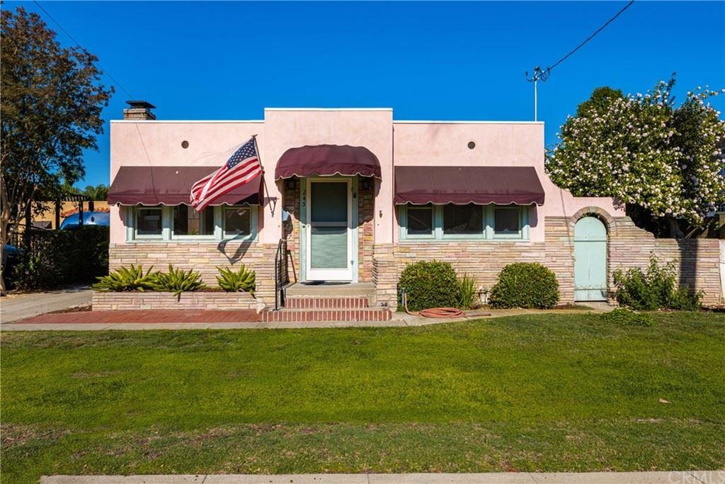 245 N Harwood Street, Orange, CA 92866 - MLS#: PW21149065