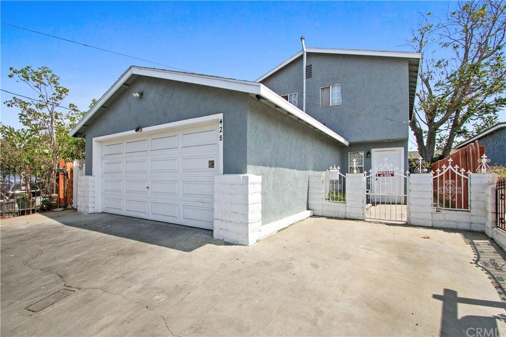 428 W Fig Street, Compton, CA 90222 - MLS#: PW21159065