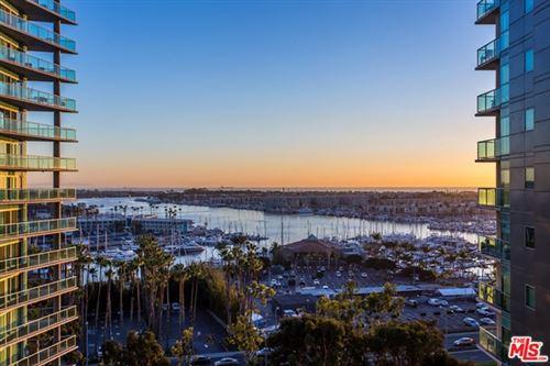 Photo of 13600 MARINA POINTE Drive #702, Marina del Rey, CA 90292 (MLS # 20638066)