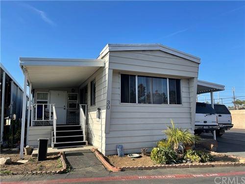 Photo of 7652 Garfield Avenue #30, Huntington Beach, CA 92648 (MLS # OC21078066)