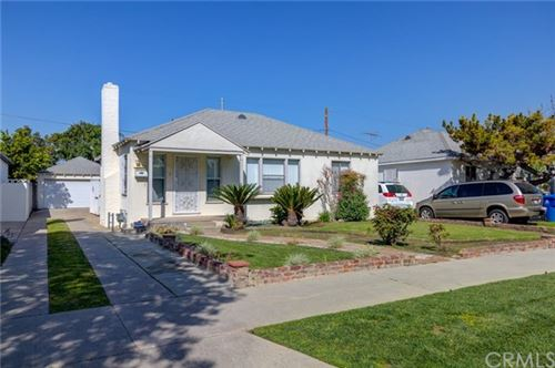 Photo of 3641 Hillcrest Drive, Los Angeles, CA 90016 (MLS # SB21065066)