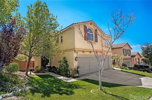 Photo of 17280 Sierra Sunrise Lane, Canyon Country, CA 91387 (MLS # SR20065066)
