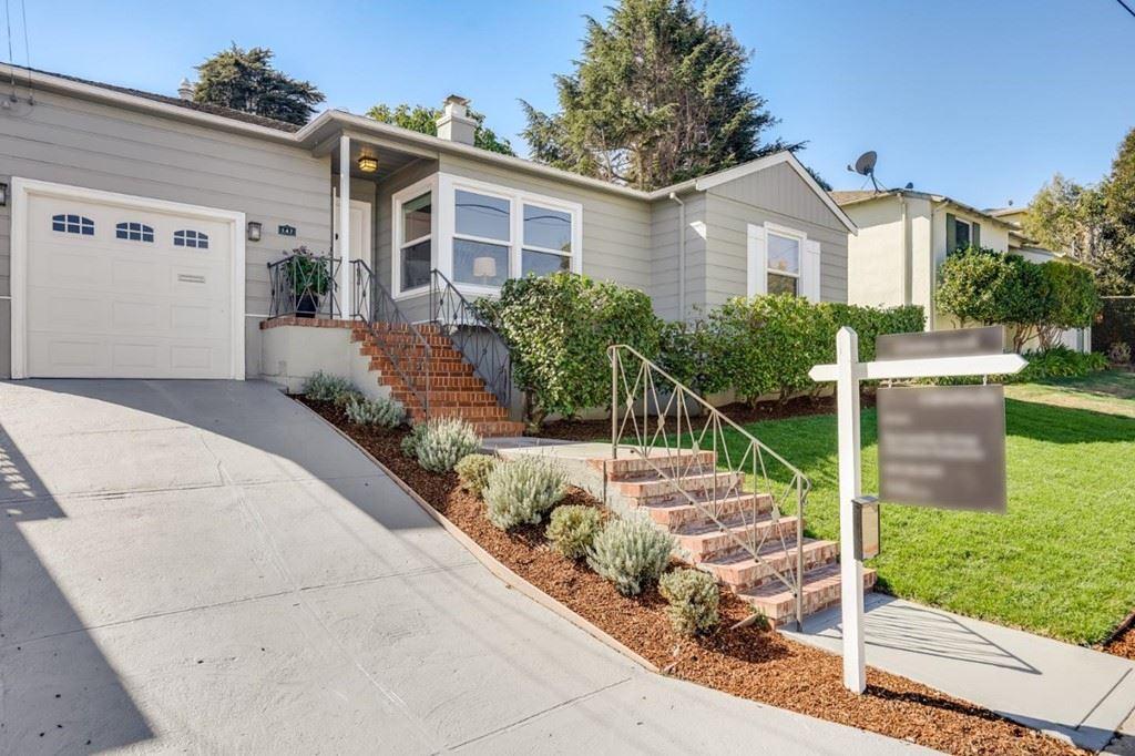 147 Burbank Avenue, San Mateo, CA 94403 - MLS#: ML81863066