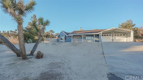 Photo of 57440 Airway Court, Yucca Valley, CA 92284 (MLS # JT21041067)
