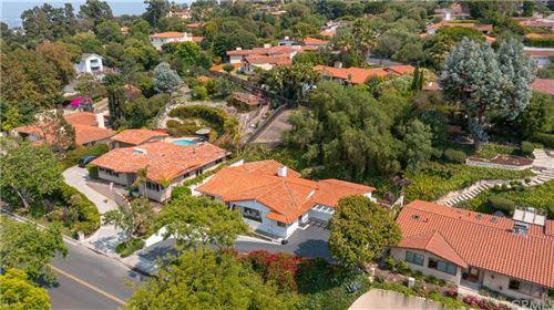 Photo of 2220 Via Fernandez, Palos Verdes Estates, CA 90274 (MLS # PV21186067)