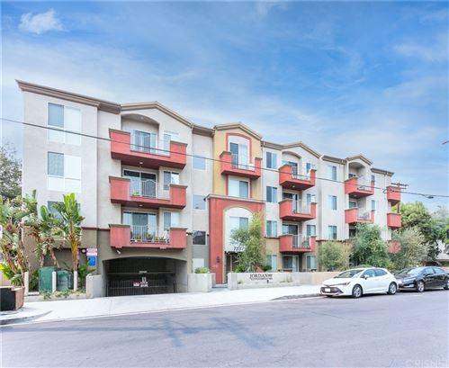 Photo of 7551 Jordan Avenue #102, Canoga Park, CA 91303 (MLS # SR21212067)