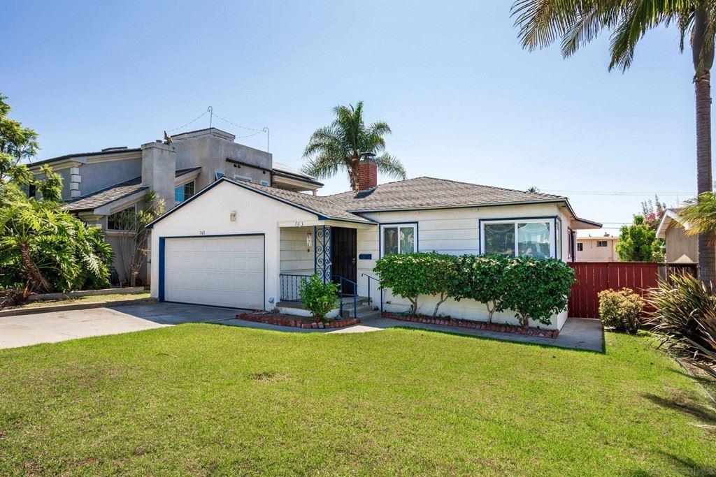 763 Archer, San Diego, CA 92109 - MLS#: 210026067