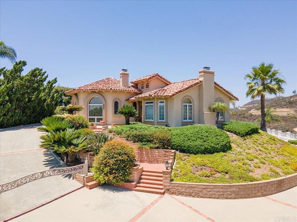 3056 Palm Hill Drive, Vista, CA 92084 - MLS#: NDP2107067