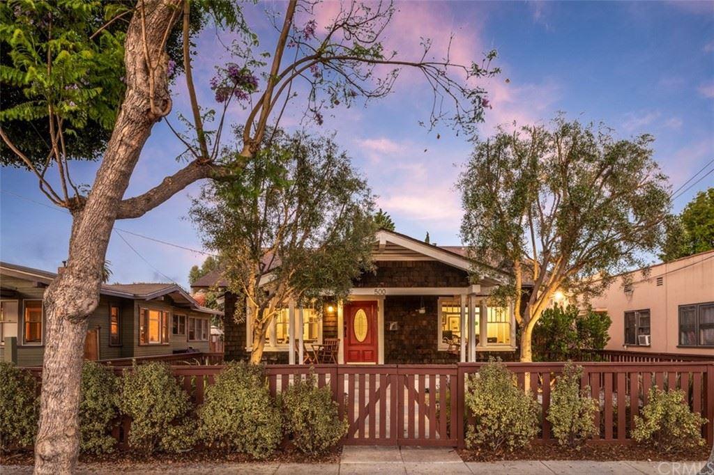 Photo of 500 Cherry Avenue, Long Beach, CA 90802 (MLS # PW21167067)