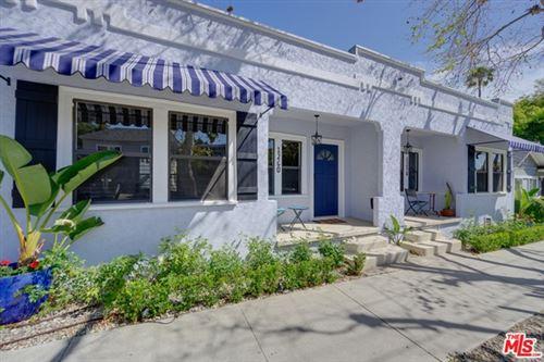 Photo of 1258 N Curson Avenue, West Hollywood, CA 90046 (MLS # 21710068)