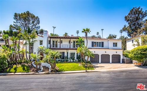 Photo of 747 Patterson Place, Pacific Palisades, CA 90272 (MLS # 21734068)
