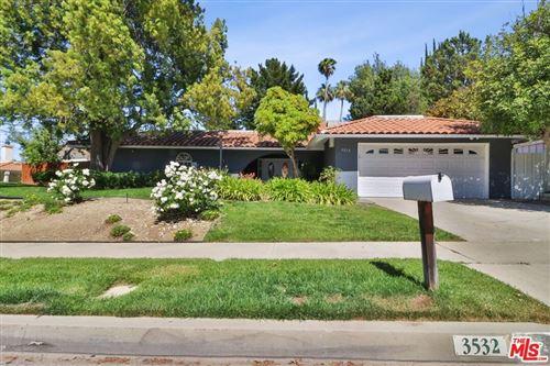 Photo of 3532 Adamsville Avenue, Calabasas, CA 91302 (MLS # 21746068)