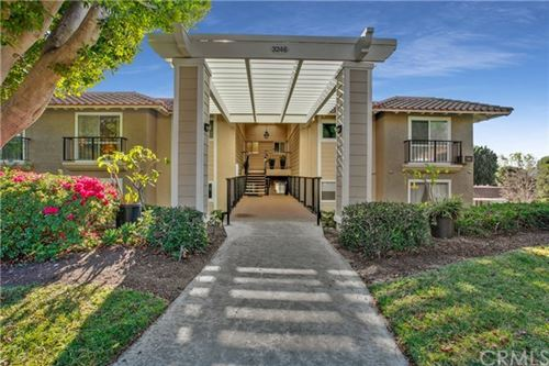 Photo of 3246 San Amadeo #P, Laguna Woods, CA 92637 (MLS # OC20013068)
