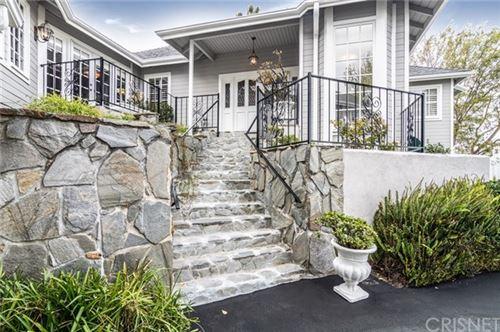 Photo of 4961 Casa Drive, Tarzana, CA 91356 (MLS # SR21028069)