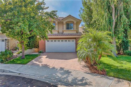 Photo of 25904 Coleridge Place, Stevenson Ranch, CA 91381 (MLS # SR21189069)