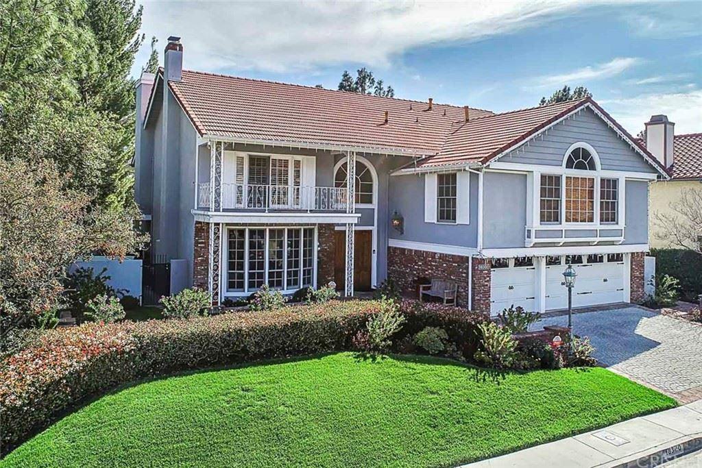 18300 Chatham Lane, Porter Ranch, CA 91326 - MLS#: SR21062069