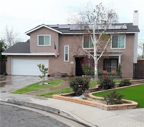 Tiny photo for 21101 Rosedell Drive, Saugus, CA 91350 (MLS # SR21077070)