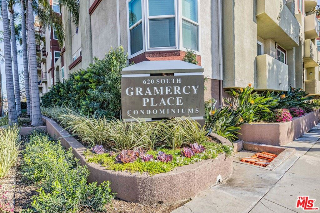 620 S Gramercy Place #202, Los Angeles, CA 90005 - MLS#: 21723070