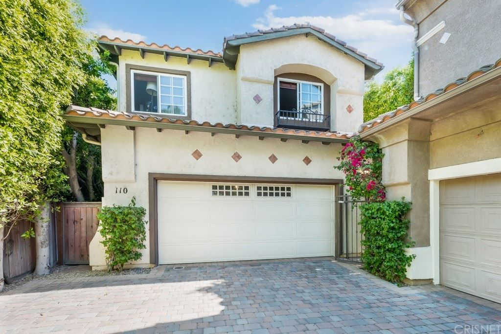 14526 Weddington Street #110, Sherman Oaks, CA 91411 - MLS#: SR21099070