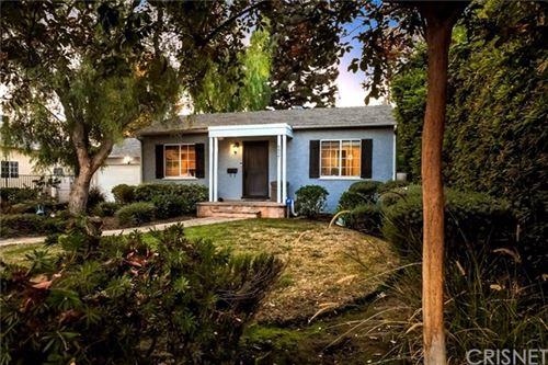 Photo of 5927 Vesper Avenue, Sherman Oaks, CA 91411 (MLS # SR20244071)