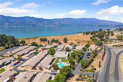 Photo of 150 E Lakeshore Drive #27, Lake Elsinore, CA 92530 (MLS # SW21231071)