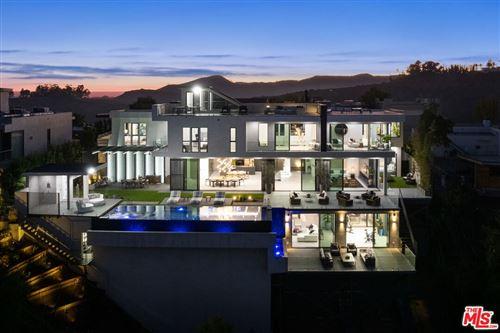 Photo of 1640 Stradella Road, Los Angeles, CA 90077 (MLS # 21787072)