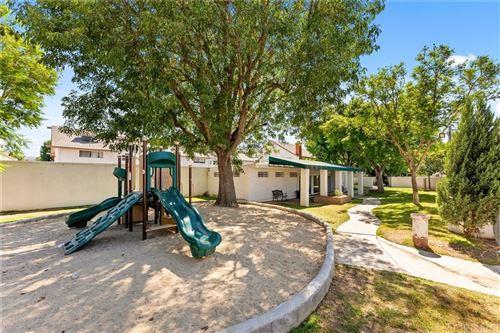 Tiny photo for 18611 Collins Street #E35, Tarzana, CA 91356 (MLS # SR21176072)