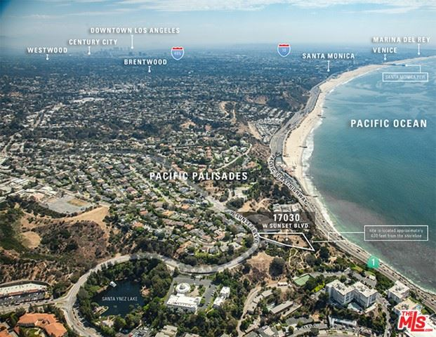 Photo of 17030 W SUNSET Boulevard, Pacific Palisades, CA 90272 (MLS # 21733072)