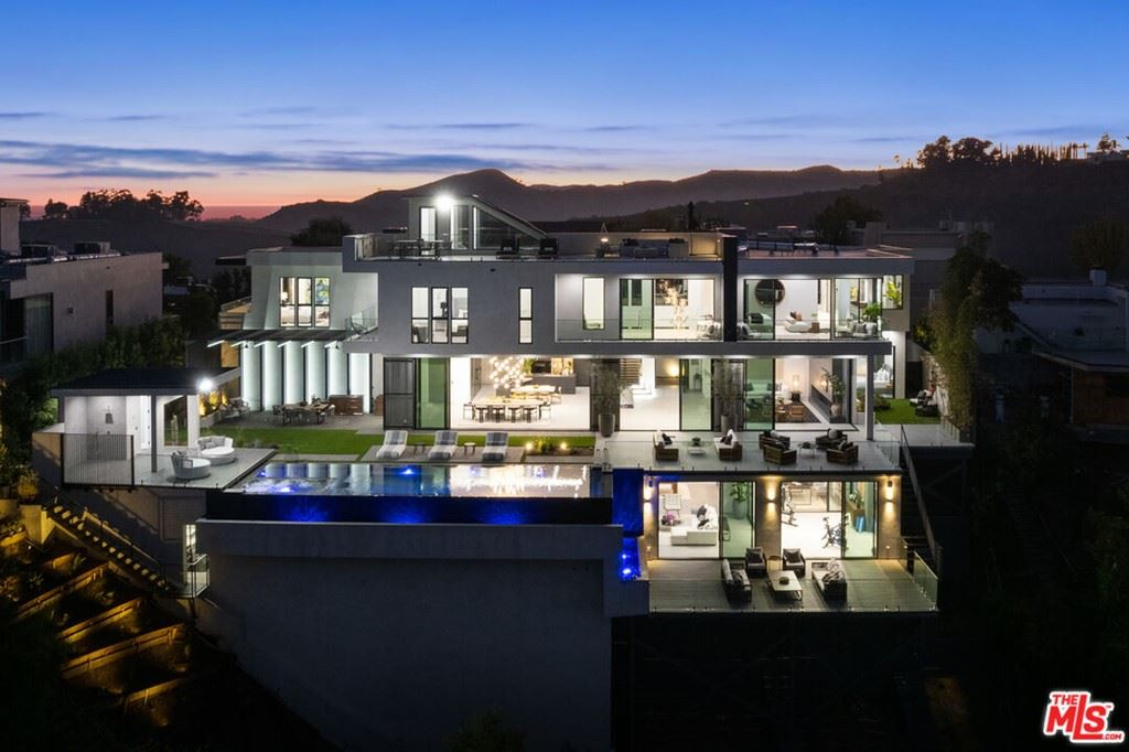 1640 Stradella Road, Los Angeles, CA 90077 - MLS#: 21787072