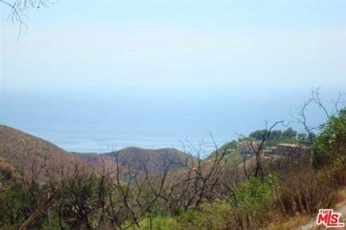 Photo of 4201 MAR VISTA Drive, Malibu, CA 90265 (MLS # 19530074)