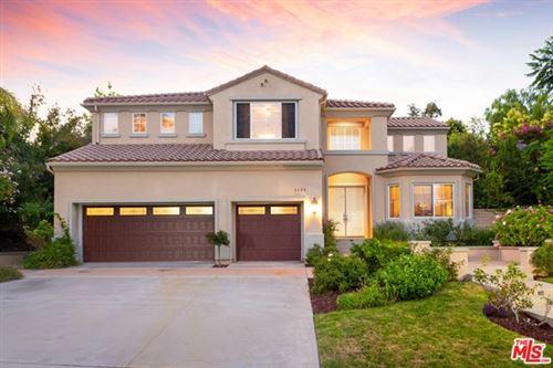 Photo of 3355 Van Allen Place, Topanga, CA 90290 (MLS # 20600074)