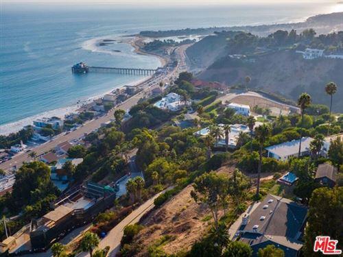 Photo of 3662 Sweetwater Canyon Drive, Malibu, CA 90265 (MLS # 20647074)