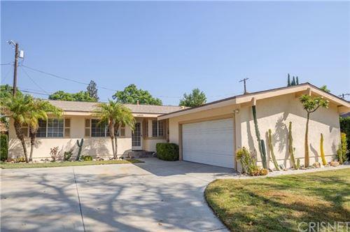 Photo of 16835 Flanders Street, Granada Hills, CA 91344 (MLS # SR20196074)