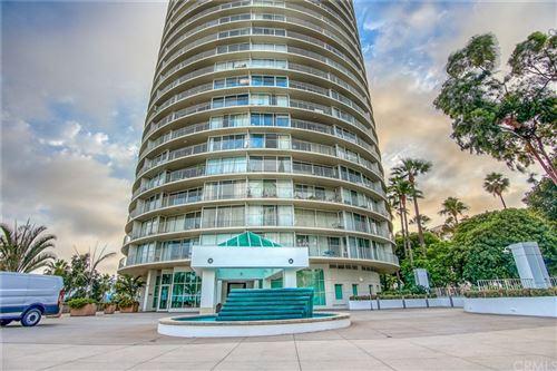 Photo of 700 E Ocean Boulevard #1601, Long Beach, CA 90802 (MLS # PW21131075)